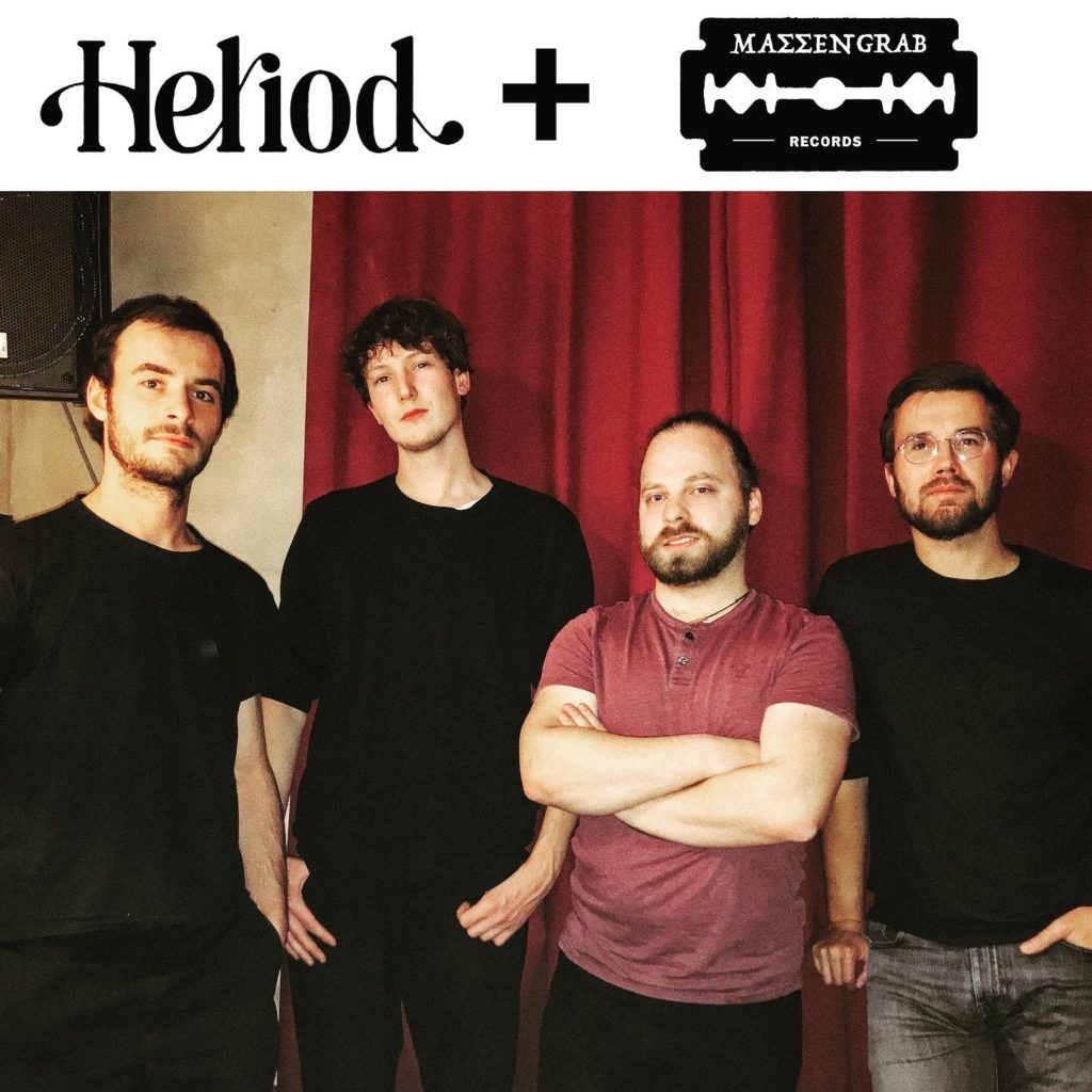 Heliod Band Foto