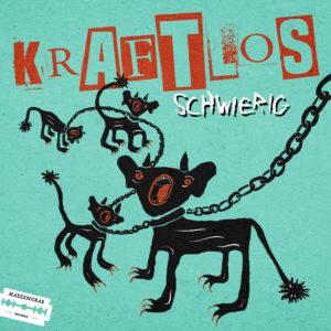 kraftlos cover artwork